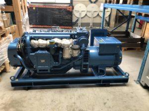 Used industrial generator sets